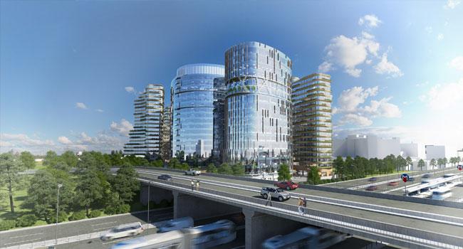 Nef'in İstanbul'daki projeleri  dört büyük ilde satışa çıktı