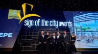 Tahincioğlu Sign of the City Awards'da  2 ödülün sahibi oldu