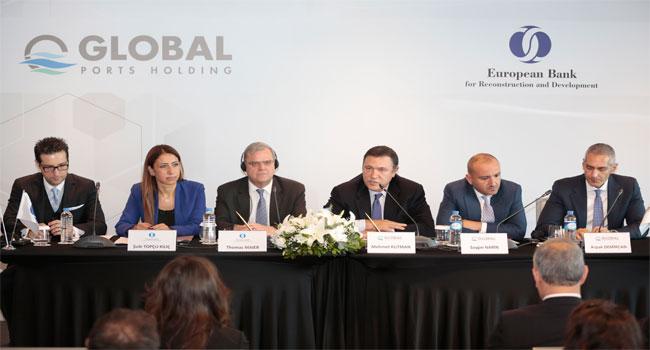 EBRD, Global Liman hisse alım işlemini tamamladı