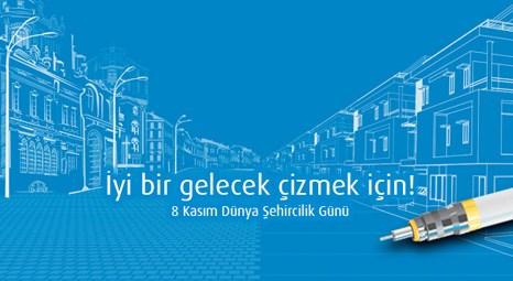 Dünya Şehircilik Günü basın açıklaması