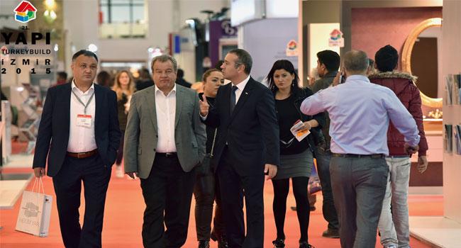 Yapı sektöründe Ege ve Akdeniz'in en büyük buluşması