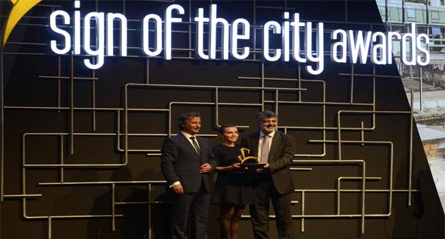 UNIQ İstanbul'a Ödül