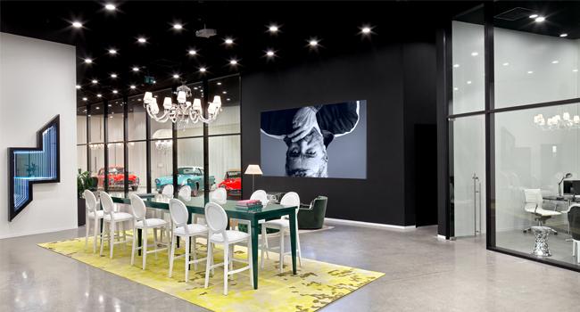 Mar Yapı, G yoo projesi yeni satış ofisinde!