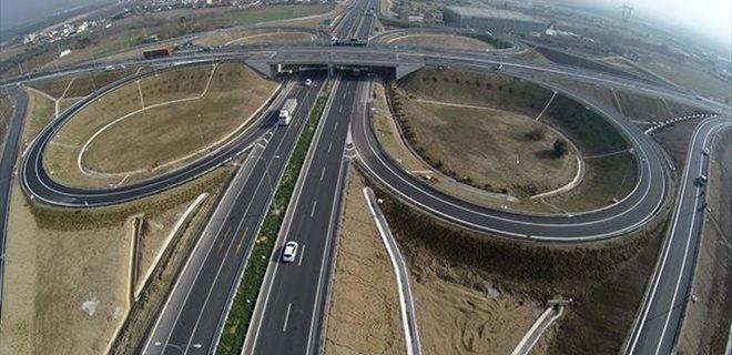 İstanbul-İzmir Otoyolu'nun yüzde 52'si tamamlandı!
