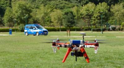Başakşehir'de kaçak yapılara dronlu mücadele