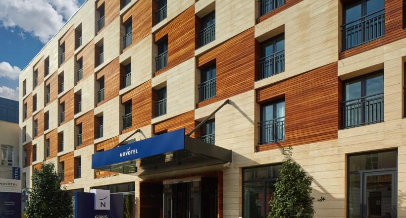 5 yıldızlı Novotel İstanbul Bosphorus  hizmete açıldı