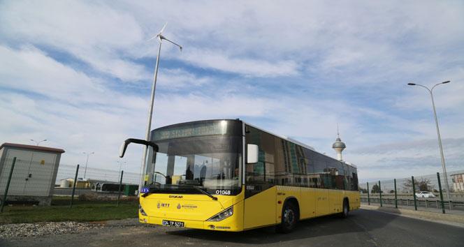 İETT'den rüzgar enerjisine bir adım daha