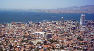 İzmir  Avrupa'yı solladı!