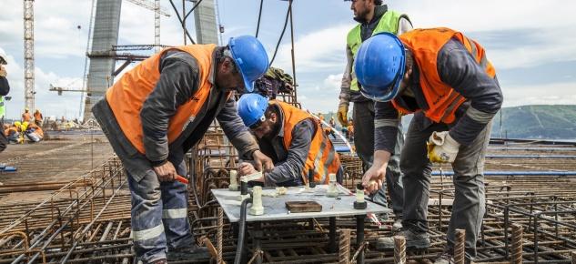 Belgesi olmayan inşaat işçisi çalışamayacak!
