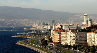 Konut satışları İzmir'de yükselişte