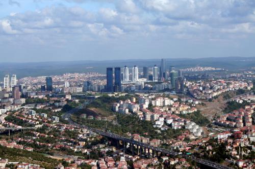 İstanbul'un hızlı değişiminde inşaatın katkısı büyük!