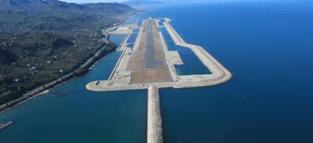 Ordu-Giresun Havalimanından yurt dışına uçulacak!
